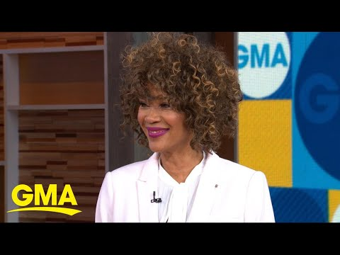 Regina Louise shines a light on foster care and adoption l GMA