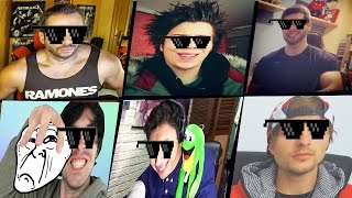 Los mejores turn down for what de youtubers famosos | todos | parte 3