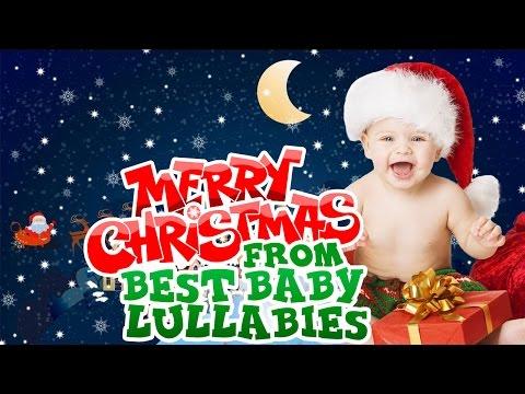 ♥ Christmas Songs  HUSH Little  BABY Mockingbird Lullaby Lyrics Original Words  ♥