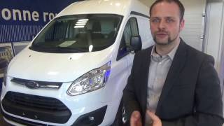 Les tutos de Berbi :  Ford transit custom véhicule pro