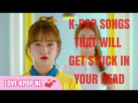 10 K-POP Songs That Will Get Stuck In Your Head