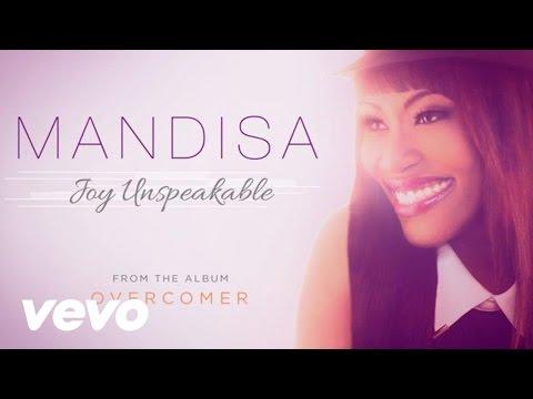 Mandisa - Joy Unspeakable (Audio)