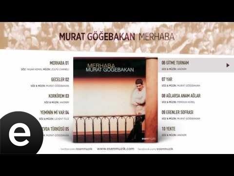 Gitme Turnam (Murat Göğebakan) Official Audio #gitmeturnam #muratgöğebakan