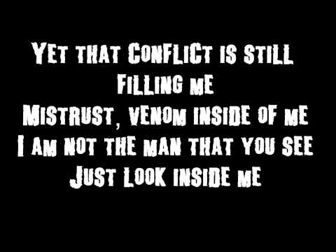 "All That Remains - ""Forever In Your Hands"" (Lyrics)"