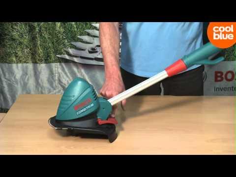Populair Bosch ART 23 Combitrim videoreview en unboxing (NL/BE) - YouTube BM89