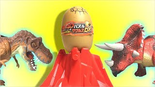 【4D puzzle dinosaur】High Difficulty Real dinosaur 3D Puzzle Part.2