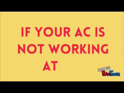 AC Not Working | DIY Central Air Conditioner Troubleshooting & Repairs