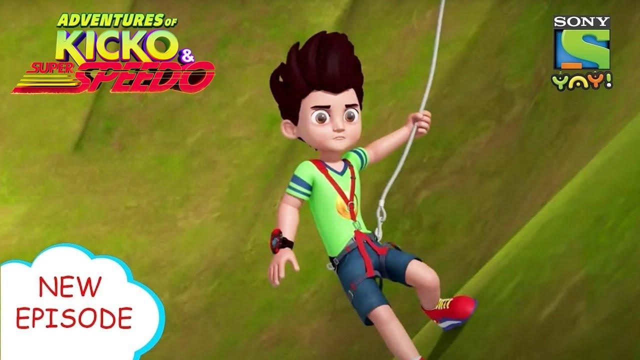 माउंटेन मूर्ति की चोरी | Adventures of Kicko & Super Speedo | Moral stories for kids | Kids videos