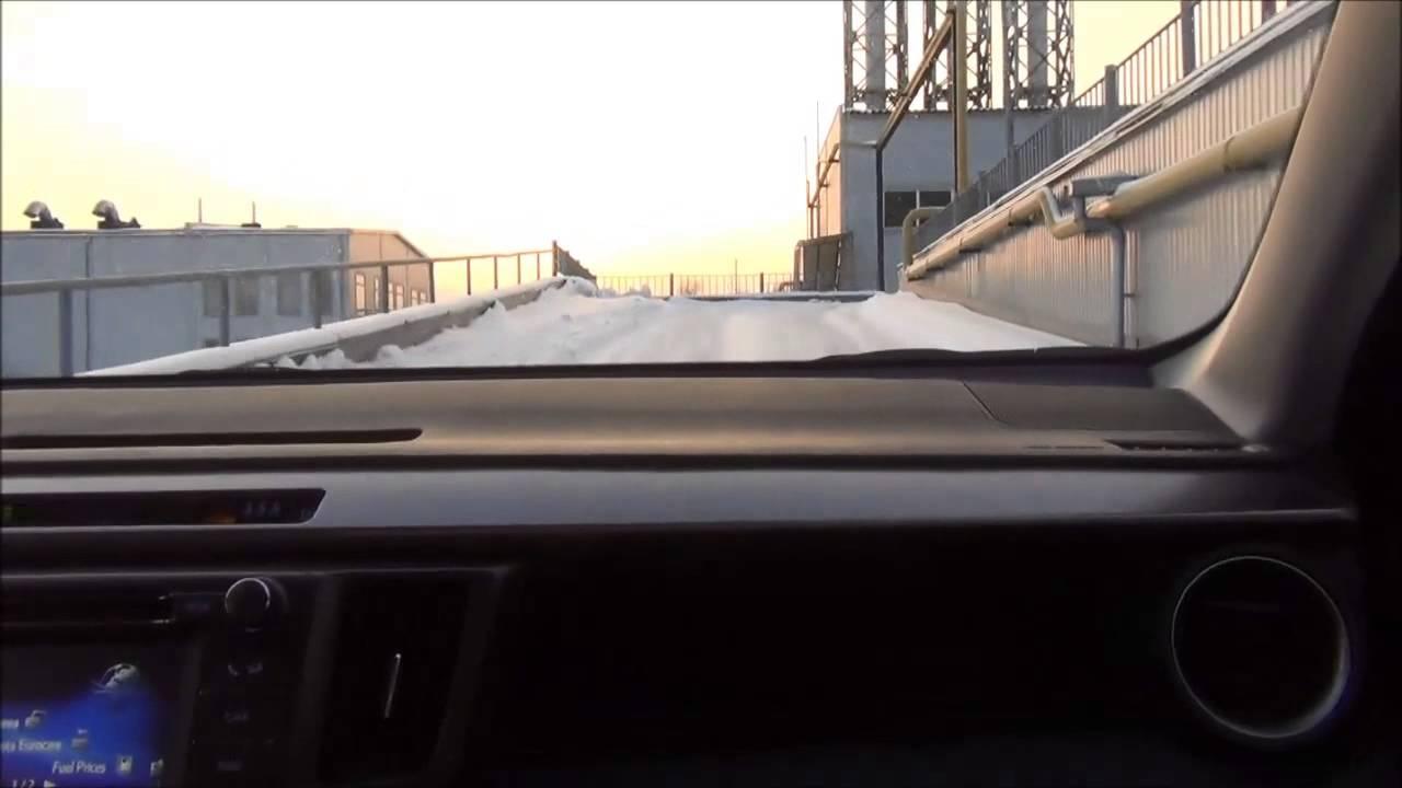 Hill Start Assist Control Toyota (HAC)- Система помощи при старте на уклоне.