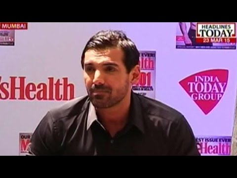 Having Six Packs Does Not Mean One Is Fit: John Abraham