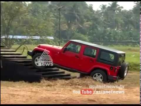 Camp Jeep Off Road Auto Show At Kochi Smart Drive 12 Mar 2017