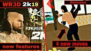WR2D WWE 2K19 mod apk |#wwe2k19|#wr2d| - MDICKY GAMERS