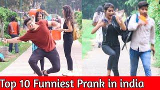 هندي مضحك موت اجمل 10 مقالب هنديه