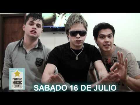 RUMBEROS TE INVITA AL PARAGUAY MUSIC FESTIVAL