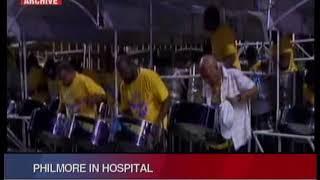 Steelpan Arranger Ken Philmore Hospitalised After Vehicular Accident
