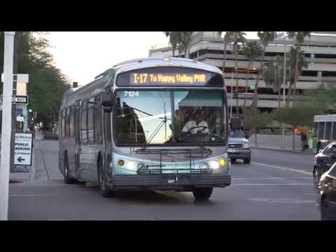 NABI NORTH AMERICAN BUS INDUSTRIES BUS VIDEO COMPILATION