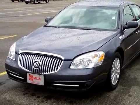 2011 Buick Lucerne CXL 3.9L V6