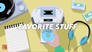 Khalil Fong (方大同) Favorite Stuff Official Lyric Video