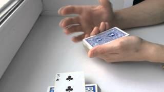 Карточный фокус + обучение (Классика)