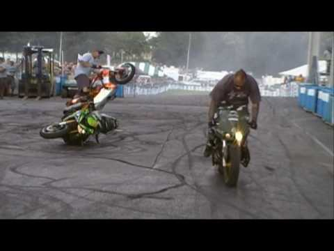 Bikes Stunts Videos Star Boyz Stunt Bike Show