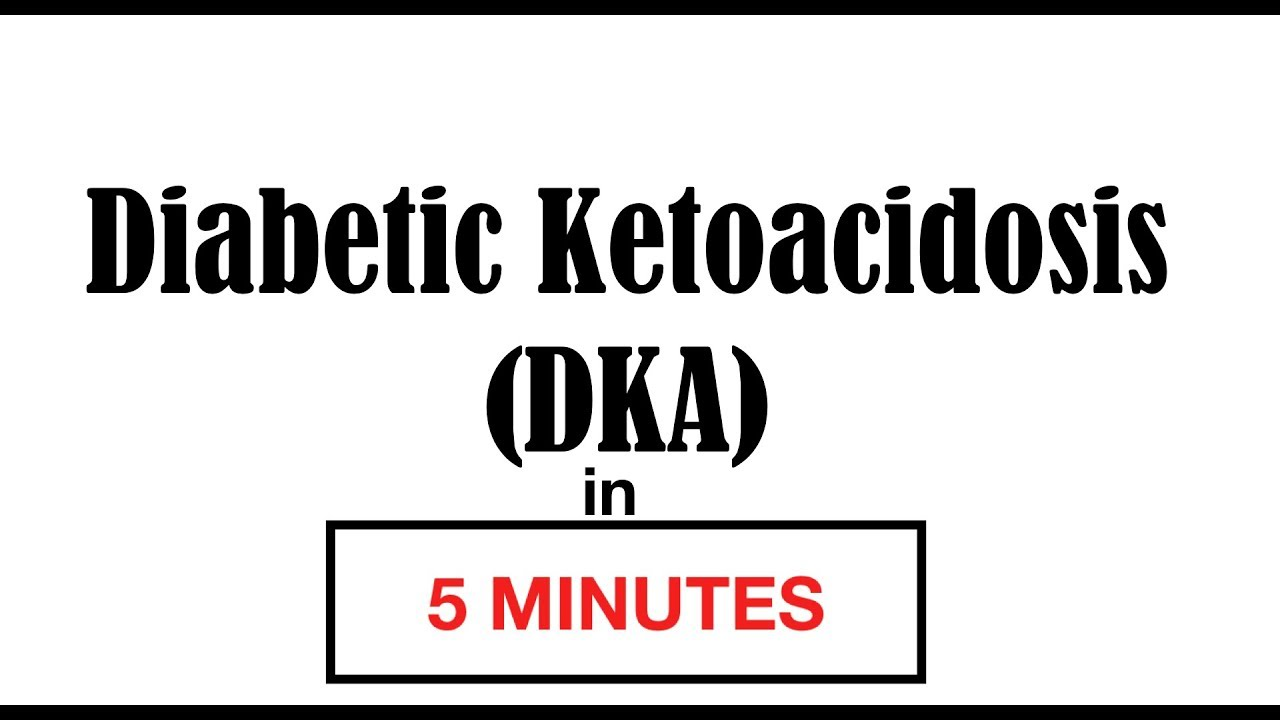 What is DKA in medical terms