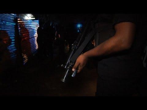Honduras, 'murder capital of the world'