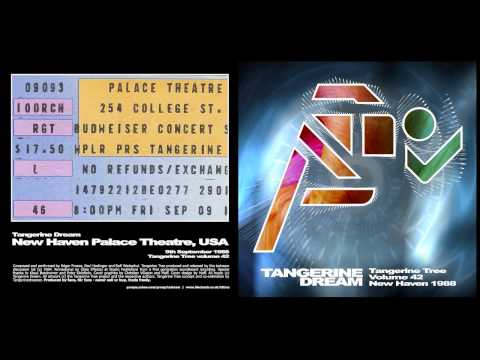 Tangerine Dream - New Haven 1988