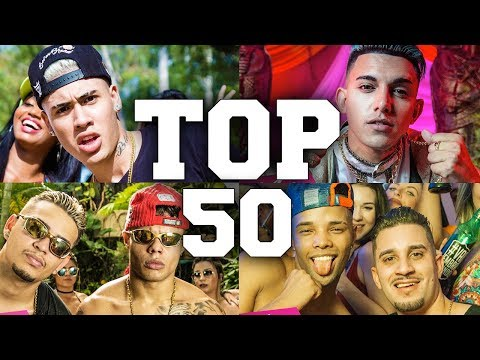 TOP 50 Funks Mais Tocados - 2017