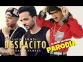 Images LUIS FONSI Despacito ft Daddy Yankee (PARODIA) Melvin Comedia Vazquez  como El Bravo del Swing
