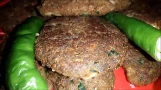 Veganlar için Soya Kıymasından Köfte Tarifi