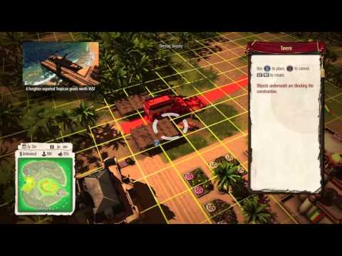 Tropico 5 Let's play |