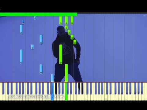 Drake - Hotline Bling Piano Tutorial
