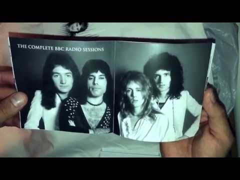 Queen On Air Unboxing