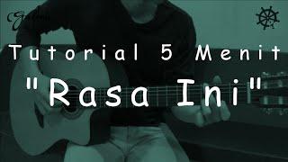 5 Menit Belajar Gitar (Rasa Ini - Viera) Mp3