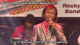 Cover images Musafir Di Aidil Fitri - Dato Jefryiden (Cover) S.Jibeng  Live @ Warisan Hall Studio