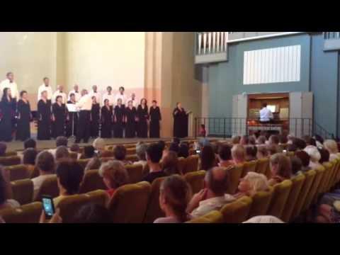 Государственная хоровая капелла Республики Абхазия - Ave Maria