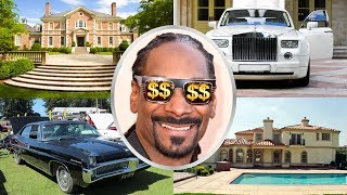 Snoop Dogg Net Worth | Family | Lifestyle | House and Cars | Snoop Dogg Biography