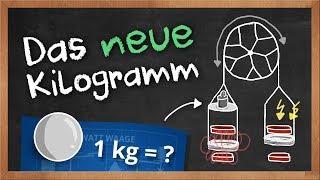 Neudefinition Kilogramm (kg)