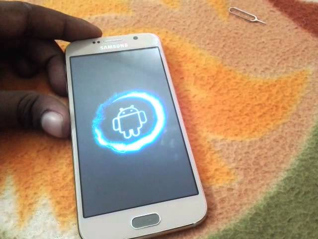 Change Boot Logo in Samsung Galaxy S6 Clone