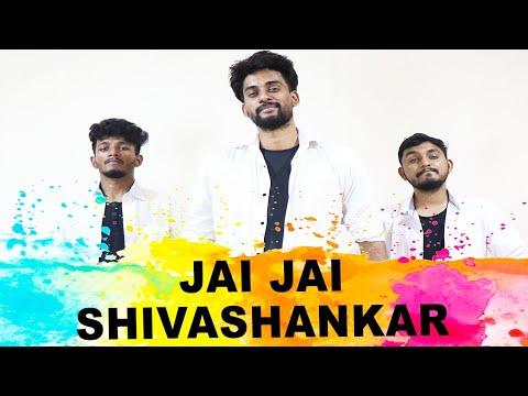 Jai Jai Shivshankar Dance Cover  War  Hrithik Roshan  Tiger Shroff