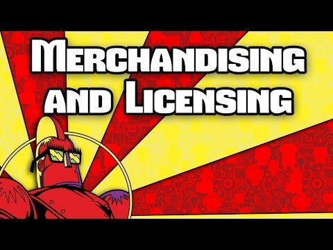 How to get Merchandising and Licensing for your Channel - Channel Frederator Network  Livestream