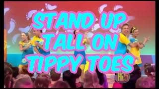 Stand Up Tall On Tippy Toes - Hi-5 - Season 12 Song Of The Week