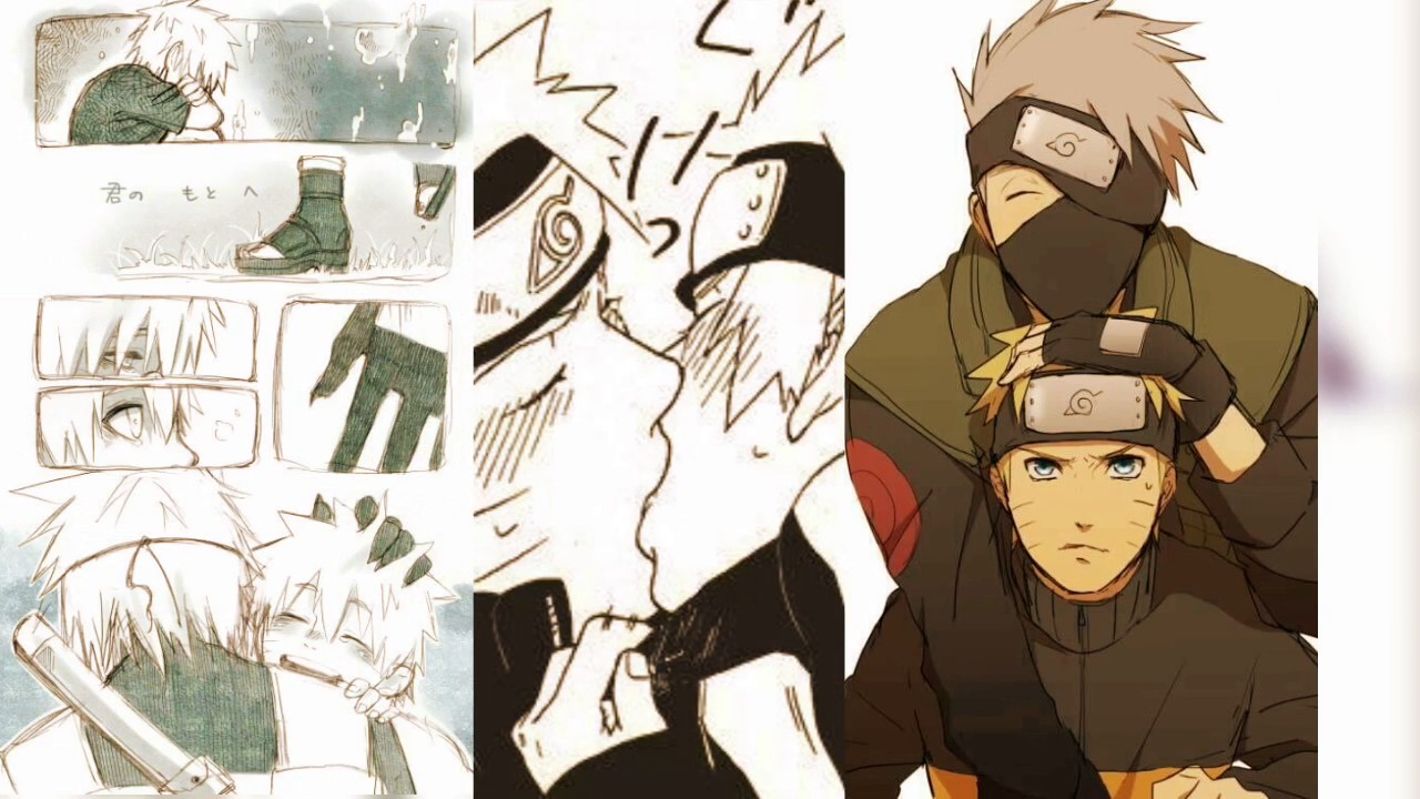 Pictures of Kakashi And Naruto Yaoi - #rock-cafe