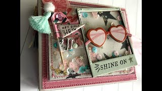 DT Project Share | Craaft Love Store | Memory Dex Gift Box