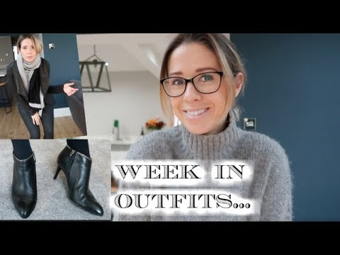 WHAT I WORE THIS WEEK | MUM / MOM FASHION | KERRY WHELPDALE
