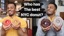 NYC Vegan Donut Tour