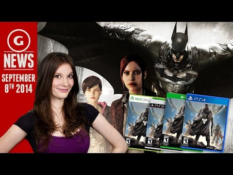 Batman: Arkham Knight Release Date & New Resident Evil Info! - GS Daily News