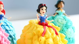 Mini PRINCESS CAKES! Prettiest Cakes EVERRR!