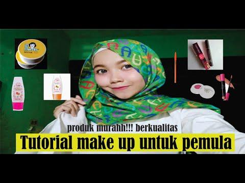 tutorial-make-up-untuk-pemula!makeup-terjangkau|zela-widya