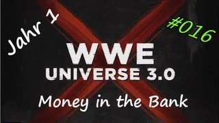 Let's Play WWE '13 Universe Mode [HD] - #016 - Money in the Bank
